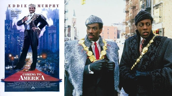 Coming to America 1988 film