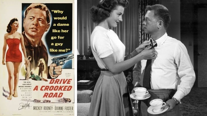 Drive a Crooked Road 1954 film