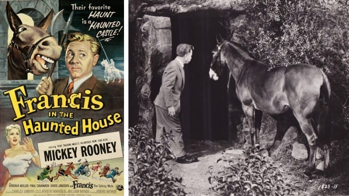 Francis in the Haunted House 1956 film