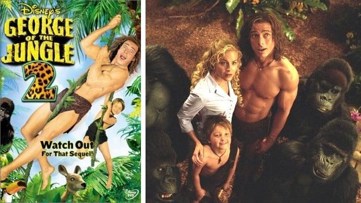 George of the Jungle 2 film 2003