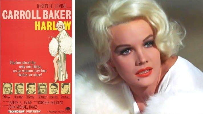 Harlow 1965 film