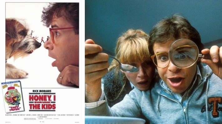 Screenplay For Honey I Shrunk The Kids 1989 At Center Of Lawsuit