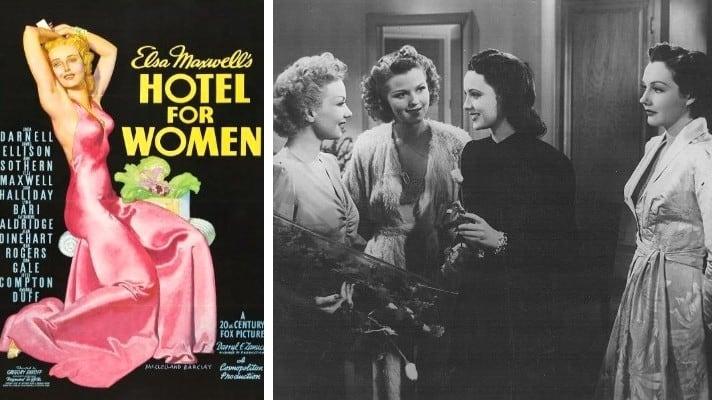 Hotel for Women 1939 film