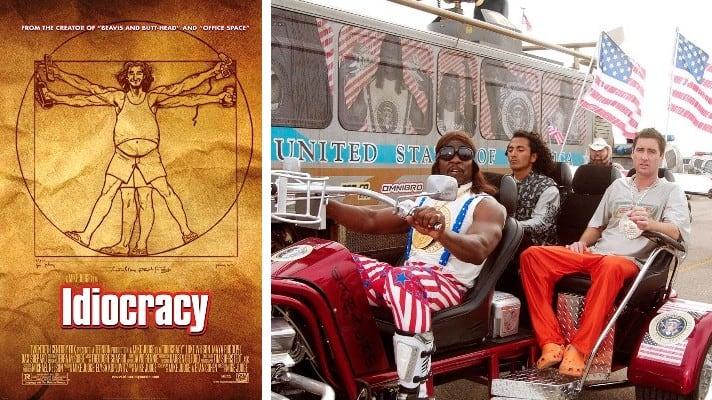 Idiocracy 2006 film