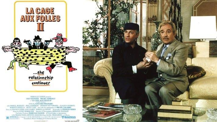 La cage aux folles II 1980 film