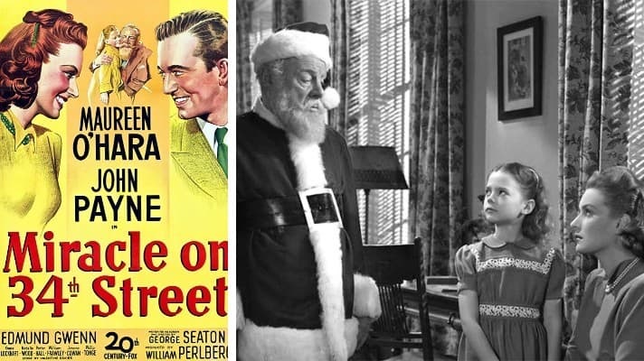 Miracle on 34th Street 1947 film