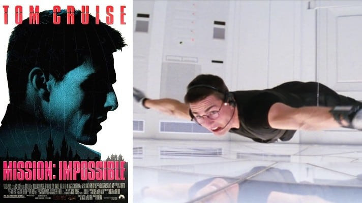 Mission Impossible 1996 film