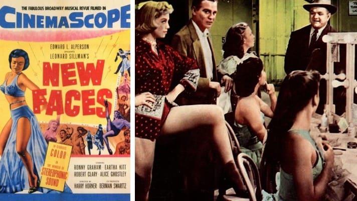 New Faces 1954 film