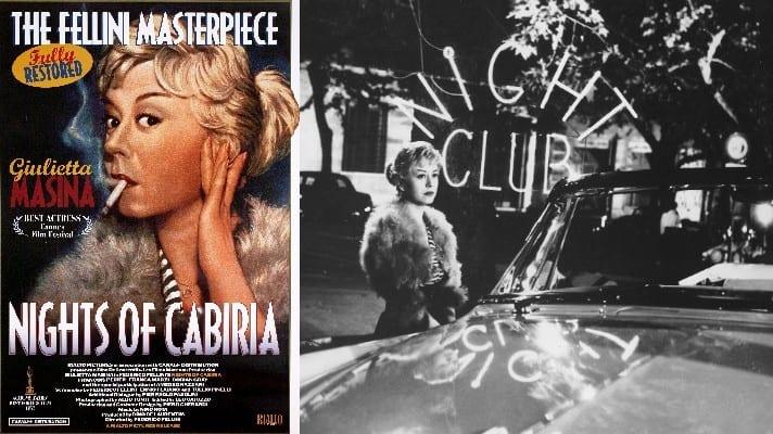 Nights of Cabiria 1957 film