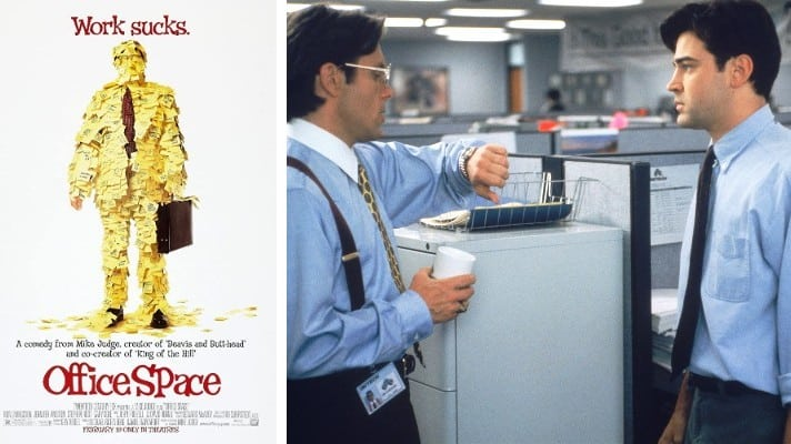 Office Space 1999 film