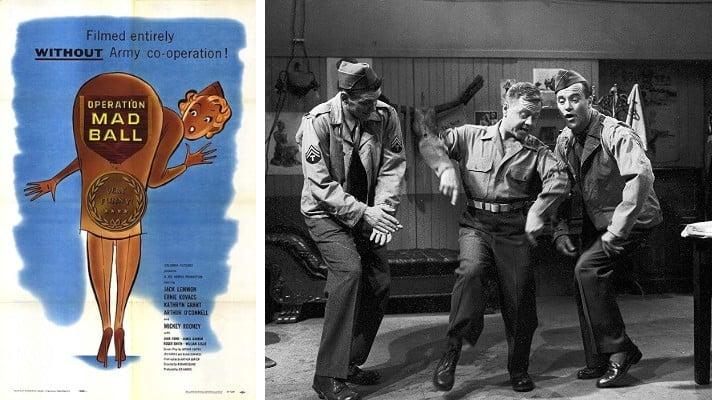 Operation Mad Ball 1957 film