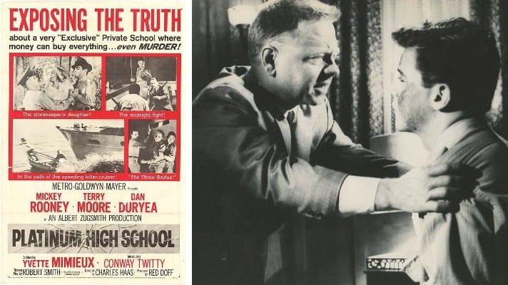 Platinum High School 1960 film