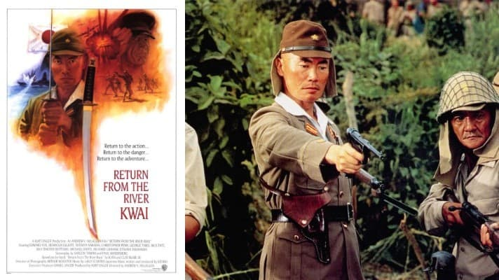 Return from the River Kwai film