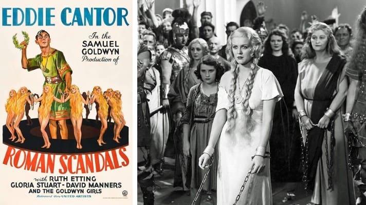 Roman Scandals 1933 film