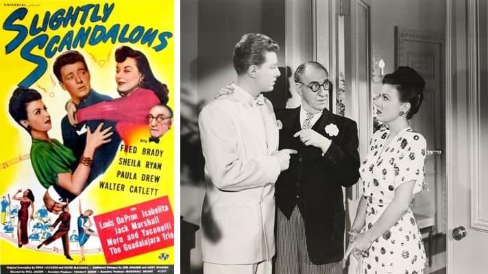 Slightly Scandalous 1946 film