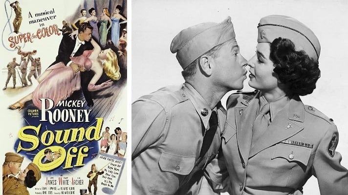Sound Off 1952 film