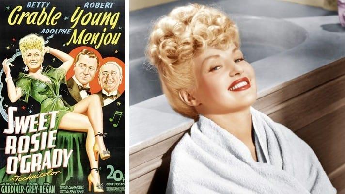 Sweet Rosie O'Grady 1943 film