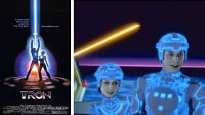TRON 1982 film