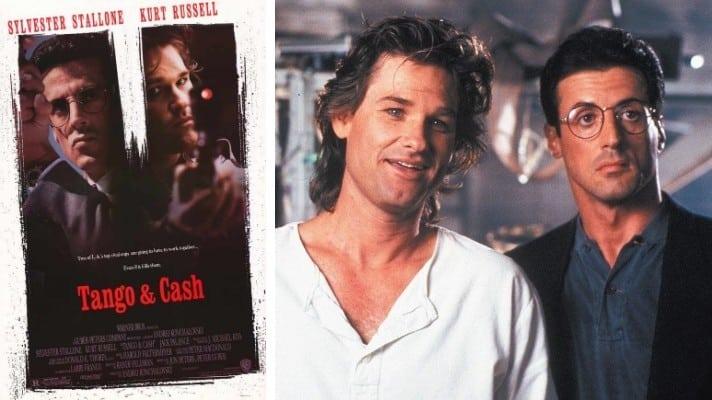 Tango & Cash 1989 film