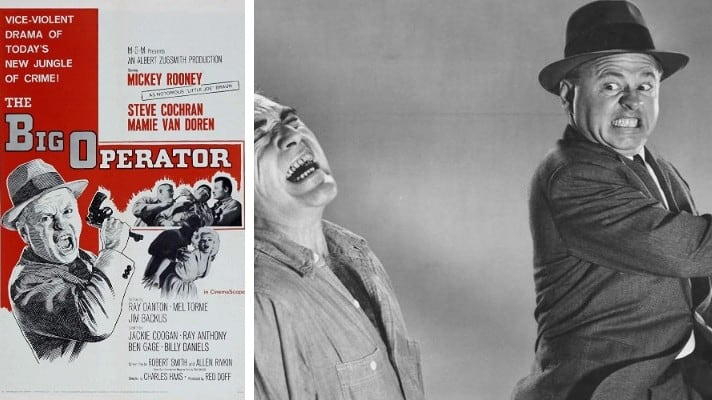 The Big Operator 1959 film