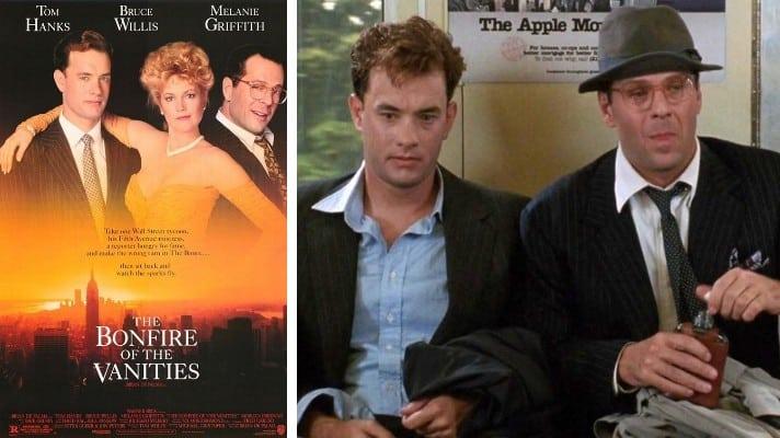 The Bonfire of the Vanities 1990 film