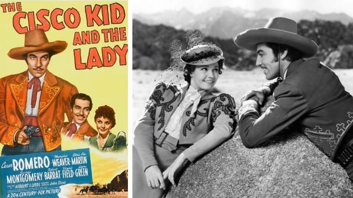 The Cisco Kid and the Lady 1939 film