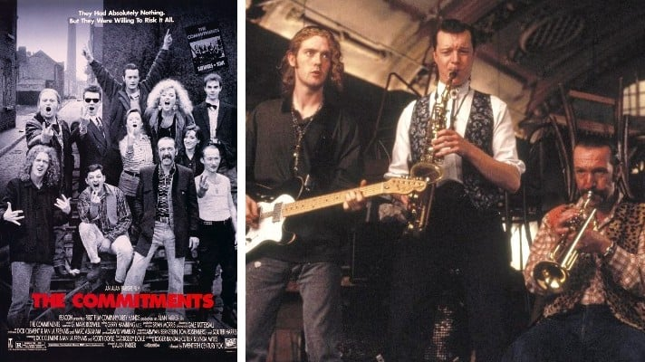 The Commitments 1991 film