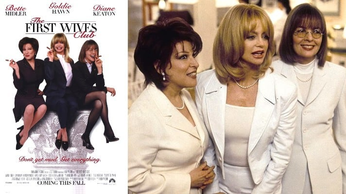 The First Wives Club 1996 film