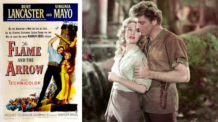 The Flame and the Arrow 1950 film