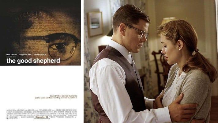 The Good Shepherd 2006 film
