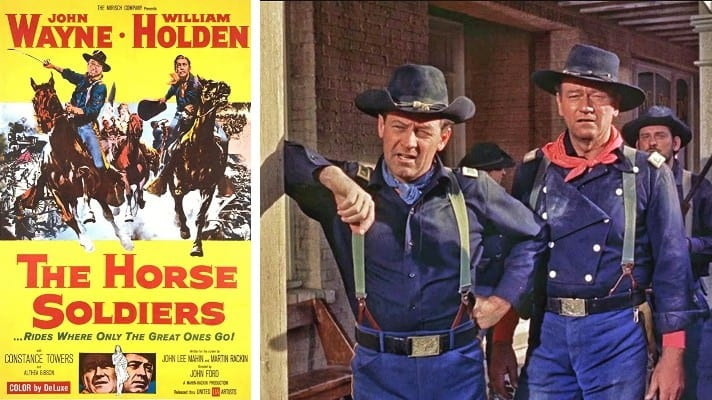 The Horse Soldiers 1959 film
