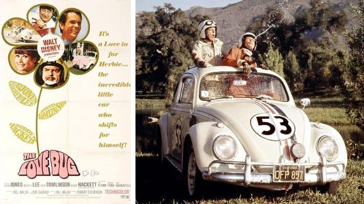 The Love Bug 1968 film