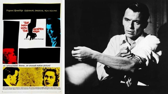 The Man with the Golden Arm 1955 film
