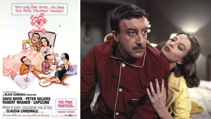 The Pink Panther 1963 film