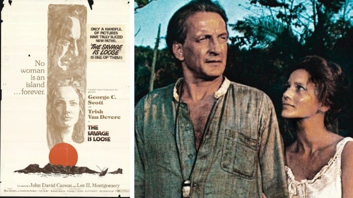 The Savage Is Loose 1974 film