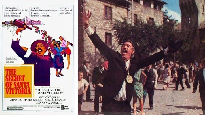 The Secret of Santa Vittoria 1969 film