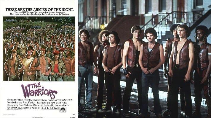 The Warriors 1979 film