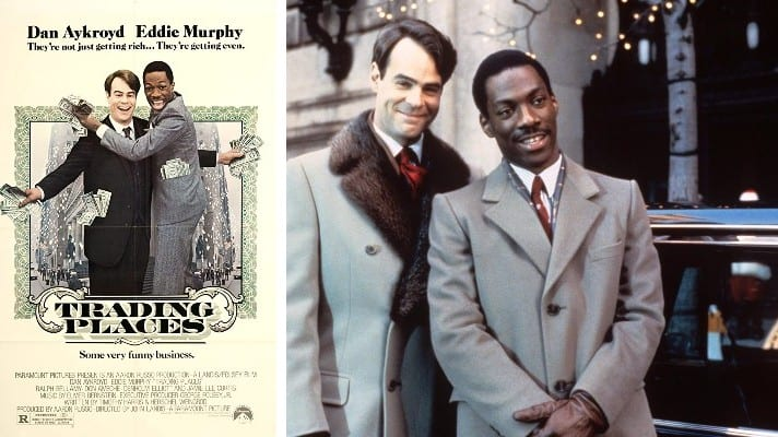Trading Places 1983 film