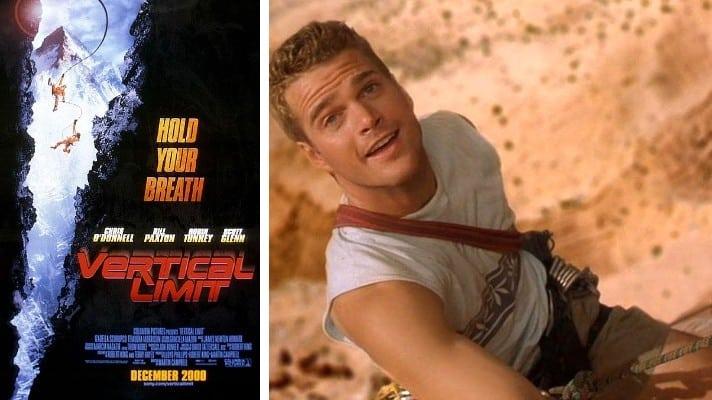 Vertical Limit 2000 film