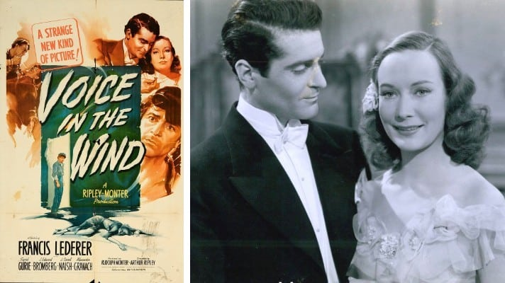 Voice in the Wind 1944 film