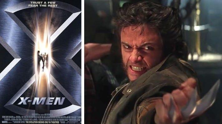 X-Men 2000 film