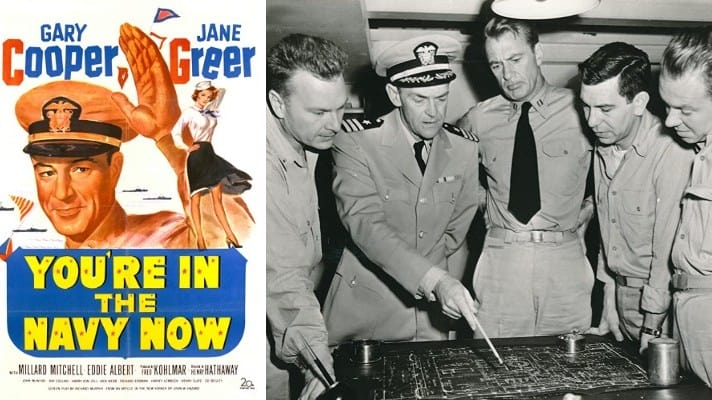 You're in the Navy Now 1951 film