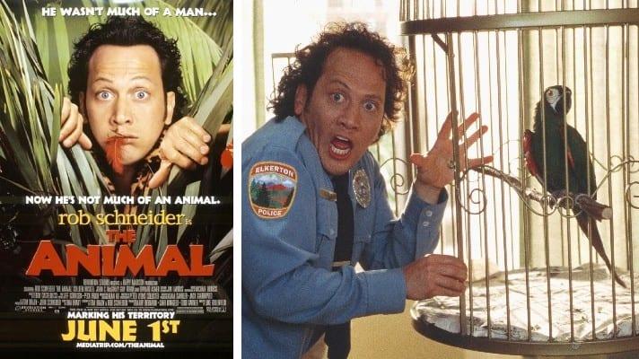 the animal 2001 film