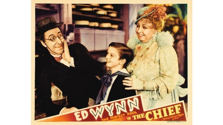 the chief 1933 film