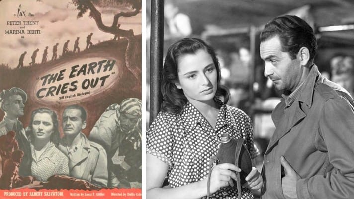 the earth cries out 1949