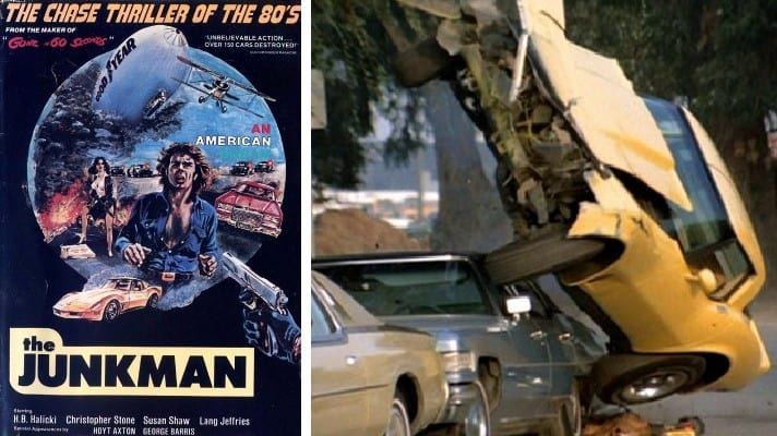 the junkman 1982 film