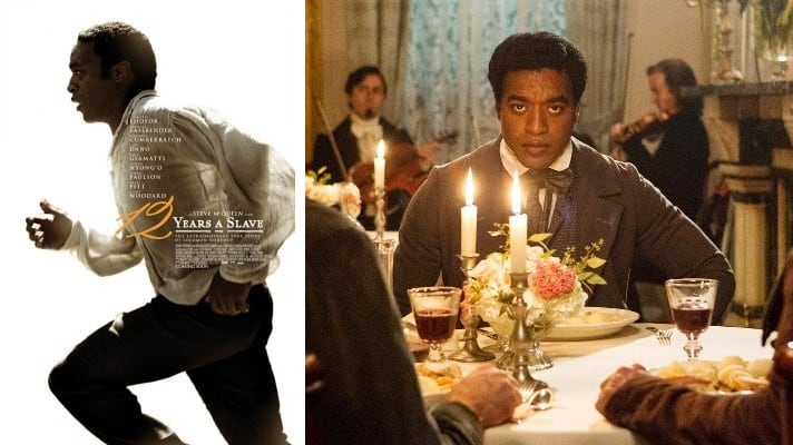 12 Years a Slave film 2013