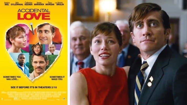 Accidental Love 2015 film