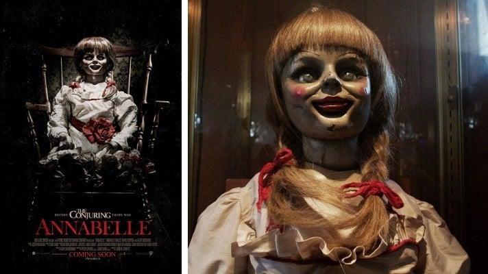 Annabelle 2014 film