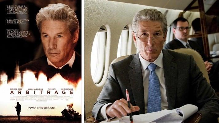 Arbitrage 2012 film